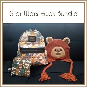 Star Wars Ewok Bundle